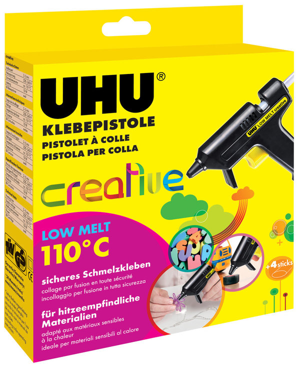 UHU 48610 | Klebepistole Low Melt |
